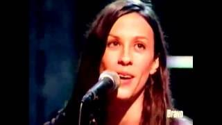 Head Over Feet - Alanis Morissette Live (Bravo Musicians)