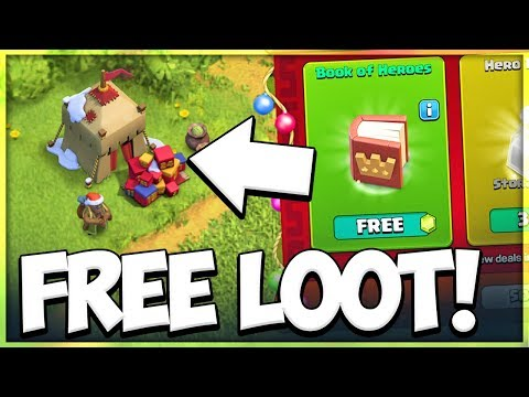 Get Free Magic Items From Trader | Check Your Trader Everyday! TH 9 F2P Ep. 9 | Clash Of Clans