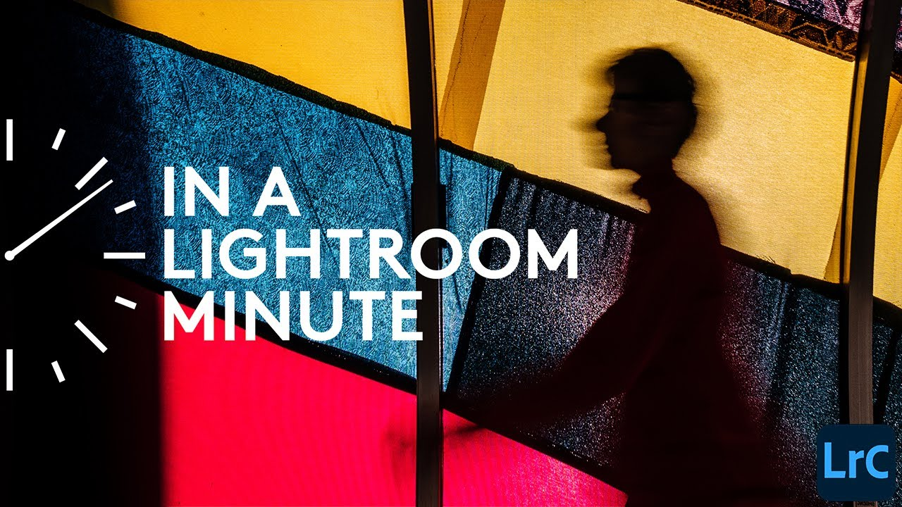 How to Use The Color Range Mask Tool | In A Lightroom Minute