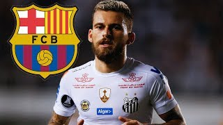 Lucas Lima ● Welcome to FC Barcelona ● 2017