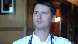 Jared Cook - Best Chef Tatoo Ever - Vine Restaurant - San Clemente CA