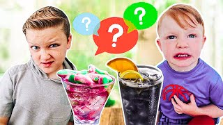 MYSTERY Drink CHALLENGE!!