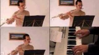Jhoann Pachelbel - Canon in D - Alto Flute