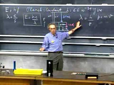 Lec 34 _ 8.01 Physics I_ Classical Mechanics
