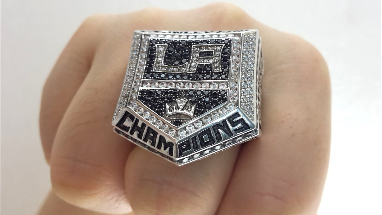 La Kings Stanley Cup Ring Replica For Sale