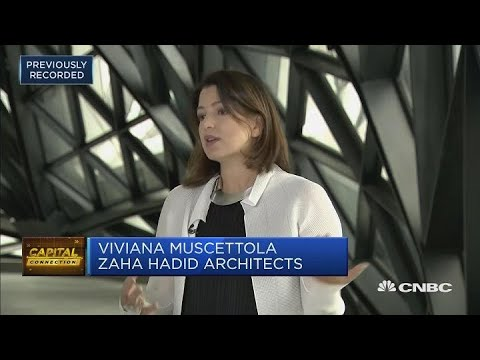 Macau's Morpheus hotel highlights cutting-edge architecture | Capital Connection