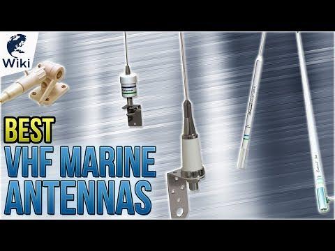 10 Best VHF Marine Antennas 2018