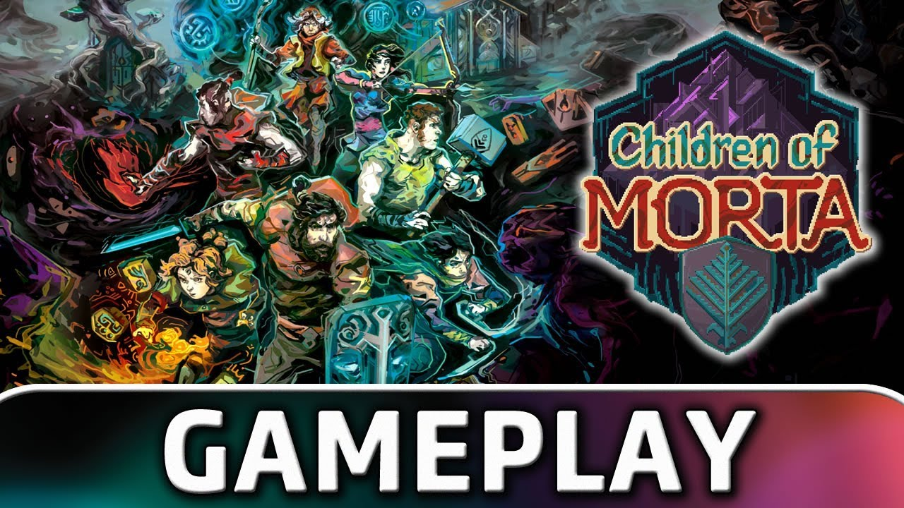 Children of Morta, First 30 Minutes of Gameplay