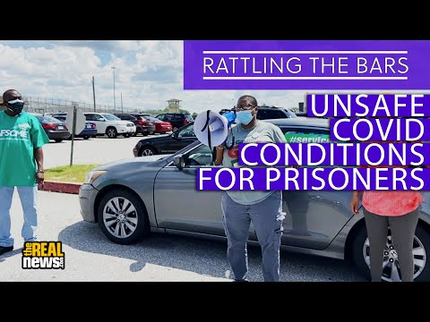 Corrections Officers And Formerly Incarcerated People Protest Unsafe COVID-19 Conditions