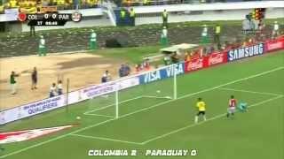 Todos Los Goles de las Clasificatorias - Eliminatorias Sudamericanas Rumbo a Brasil 2014 (IDA)