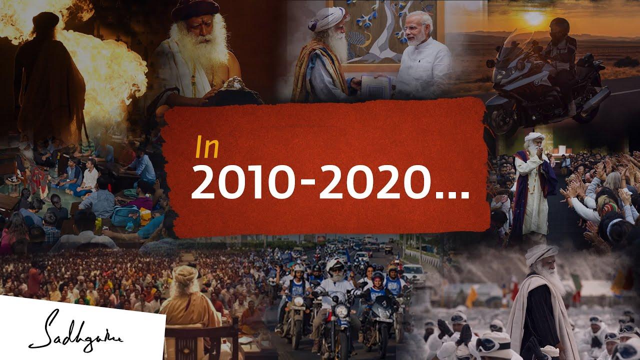 Download Decade of Action | Sadhguru & Isha in 2010-2020