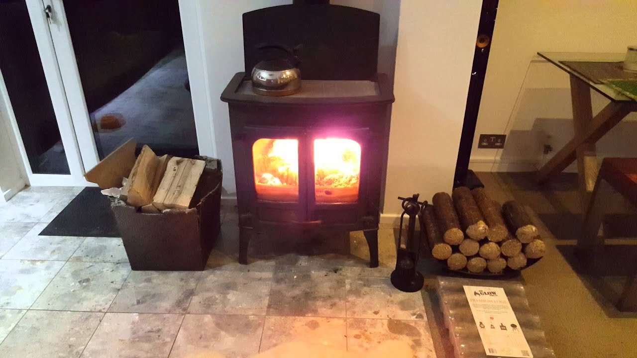 Best wood briquettes heat logs and my charnwood island