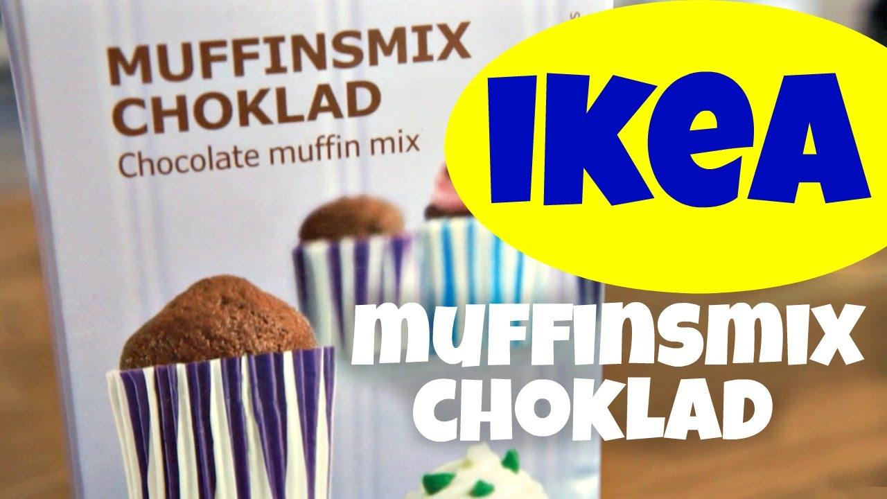 Ikea Muffins ikea muffinsmix choklad chocolate muffin mix