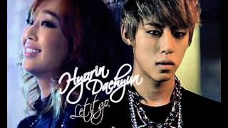 Repeat youtube video Hyorin & Daehyun - Let it go [Male&Female Mashup]