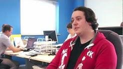 Web Design Apprentice Vlog