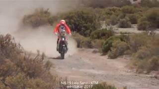 NR.19 Laia Sanz - KTM 2017