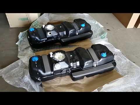 Новинка УАЗ! Бак топливный для УАЗ Патриот, оборудованных одним баком и предпусковым подогревателем.