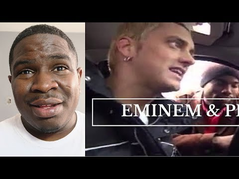 FIRST TIME HEARING - Eminem And Proof Freestyle (1999) (Rare) REACTION