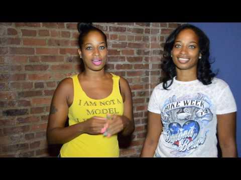 VH1 Twins fashion show Newark NJ