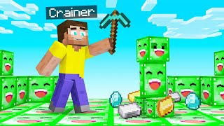 Turning MINECRAFT Into A JELLY LUCKY BLOCK WORLD!