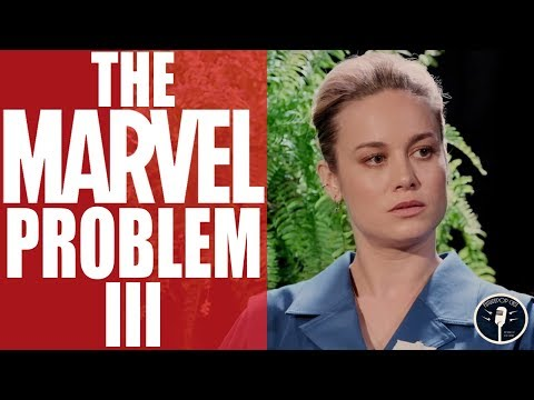 Losing Larson - The Marvel Problem III