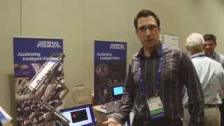 Altera Demonstration of its Stereo Vision Reference Design Example