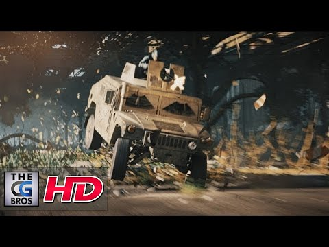 "CGI VFX Trailers : ""DAWN OF THE  STUFF"" - by  Alf Lovvold"