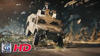 """CGI VFX Trailers : """"DAWN OF THE  STUFF"""" - by  Alf Lovvold   TheCGBros"""