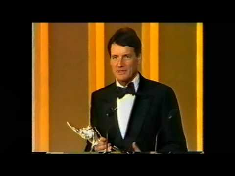 John Cleese And Michael Palin Collect Award For