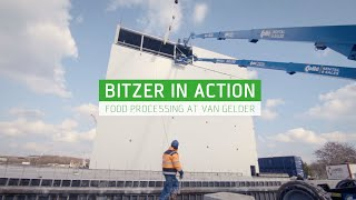 BITZER IN ACTION – Food Processing at Van Gelder