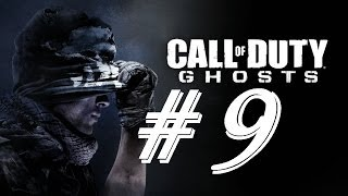 Call of Duty Ghosts 1080p HD Gameplay Walkthrough Episode 9 - Clockwork - Camouflaged Infiltration