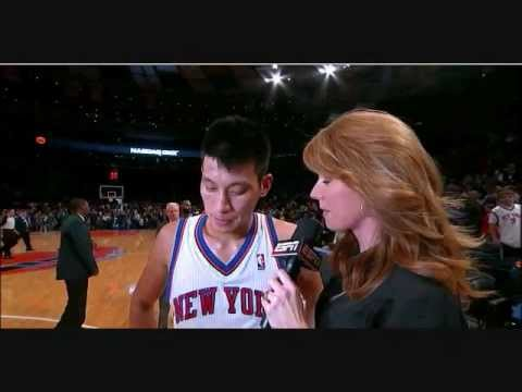 Jeremy Lin ft jin nick of time ~~~ LEGEND OF NEW YORK 2012!! ~~