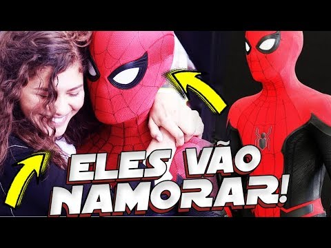 VAZOU TUDO DE SPIDER-MAN FAR FROM HOME! NOVA NAMORADA E NOVO TRAJE! Mp3