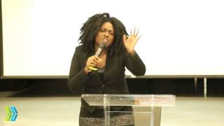 Pastor Kimberly Bulgin -Don't forget the gates -12.3.16
