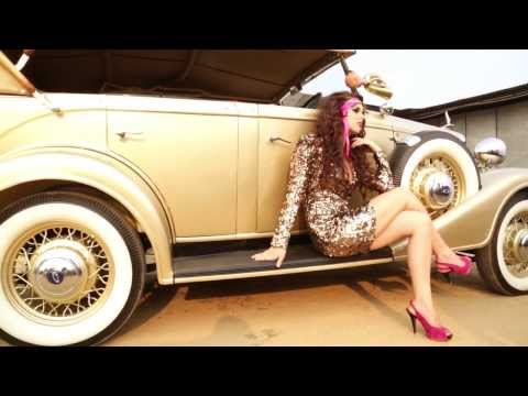 Behind The Scenes High Fashion Vintage Cars Shoot Youtube