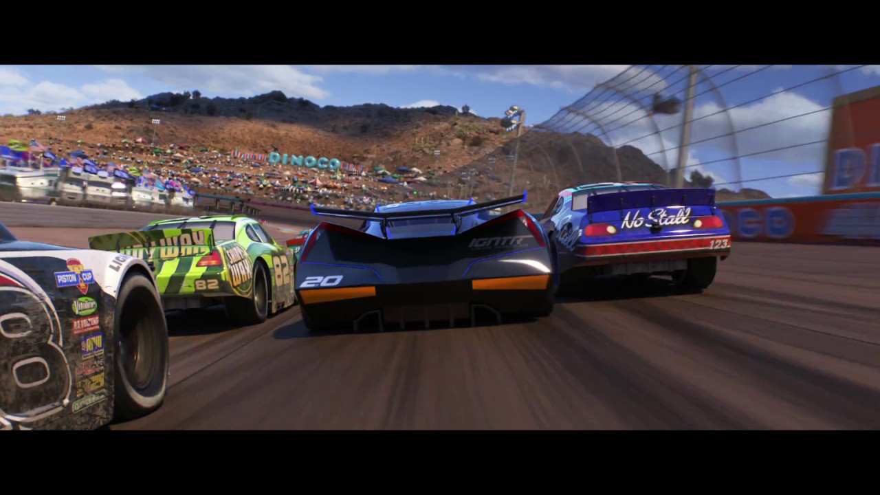 Cars 3 Rivalry Official Trailer