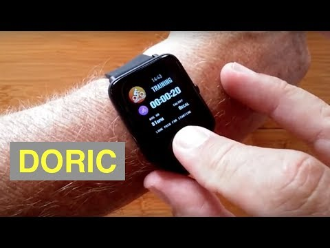 colmi-doric-health-fitness-ip67-waterproof-blood-pressure-smartwatch:-unboxing-and-1st-look