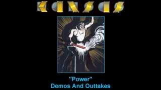 Demos and outtakes for the Kansas album Power (1986) Band lineup: S...