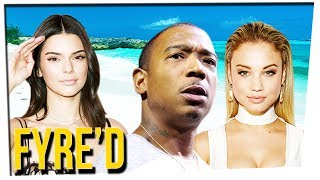 FYRE Festival Now Receiving Heat From The FBI? ft. DavidSoComedy