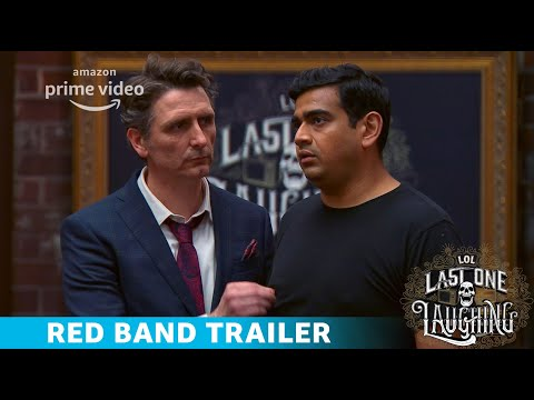 Last One Laughing Australia   Red Band Official Trailer   Amazon Originals
