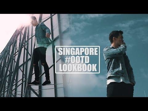A SINGAPORE LOOKBOOK | SICK #OOTD SPOTS