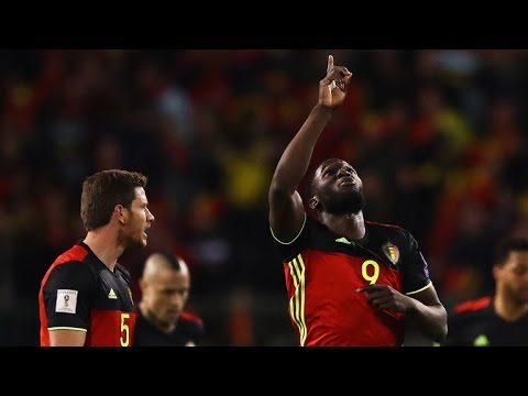 Belgium vs Greece 1-1 25th March 2017 All Goals and Highlights!