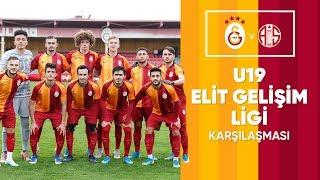 Galatasaray-Antalyaspor | U19 Elit Gelişim Ligi Karşılaşması