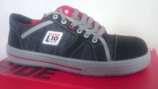 2f337259d05 dámska pracovná obuv ELTEN Sensation ESD poltopánky