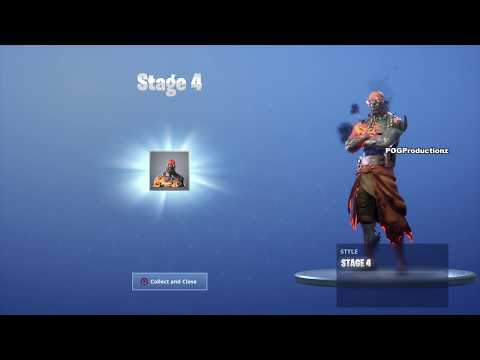 HOW TO UNLOCK PRISONER SKIN STAGE 4 - Fortnite Prisoner Skin Challenge Location