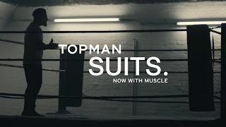 TOPMAN SUITS | MUSCLE FIT