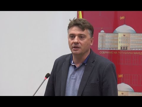 Зврлевски ќе биде разрешен и покрај обидите за блокада на Собранието од страна на ВМРО-ДПМНЕ