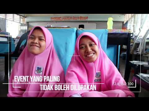 4 Alim 2018 SMKA MAAHAD MUAR (farewell video?)