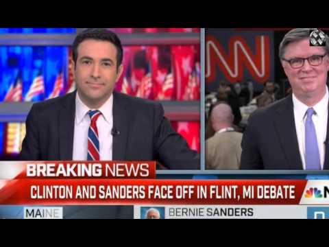 COLLUSION! NBC Reporter CAUGHT Feeding Clinton Campaign QUESTIONS