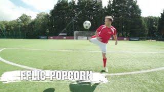 Sgiliau Ash - Fflic Popcorn | CIC | Dydd Gwener 5.05